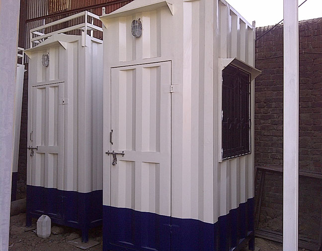Guard Portable Cabin